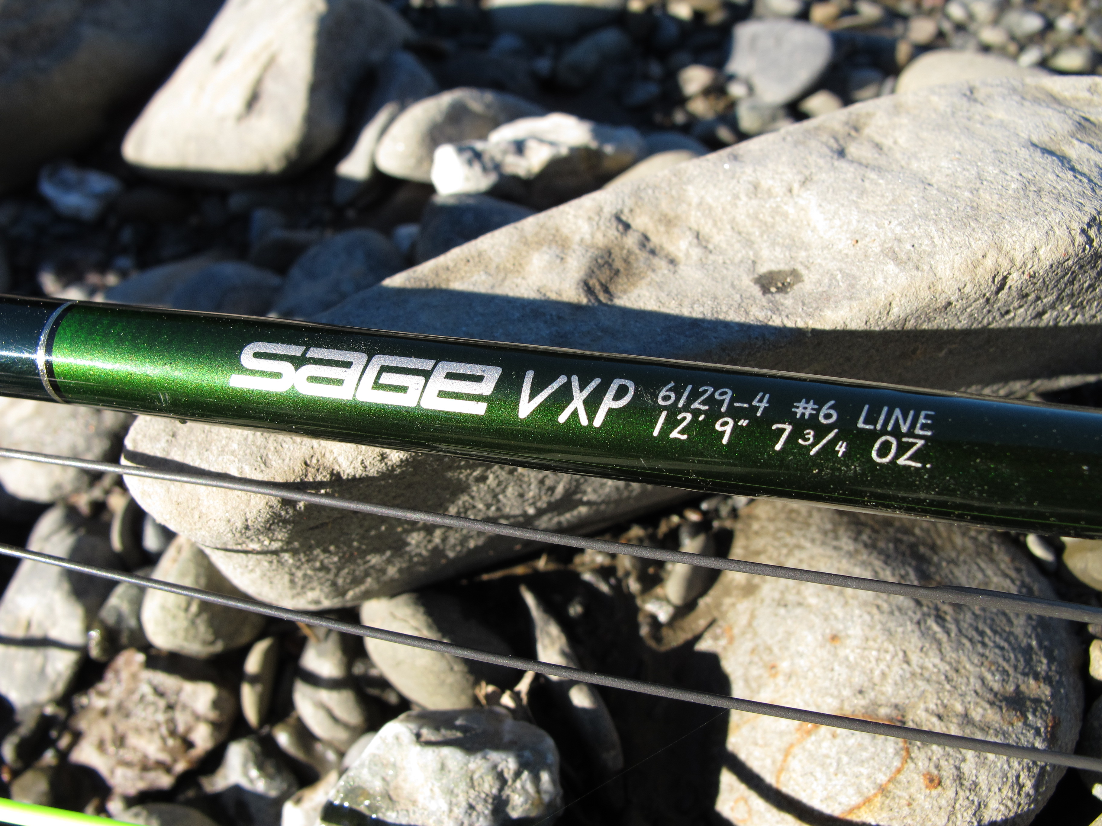 Sage Vxp 6129 4 Review Steelhead On The Spey